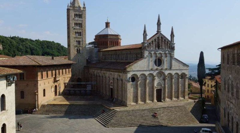 The  cathedral of San Cerbone – Massa Marittima (GR)