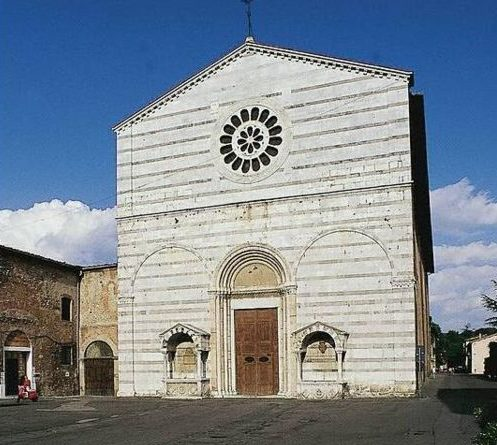 The church of San Francesco – Lucca