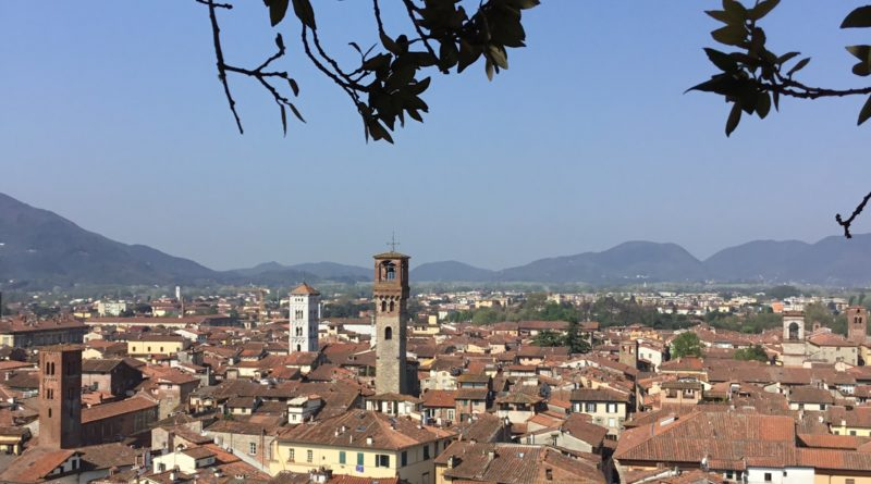 The Clock Tower – Lucca